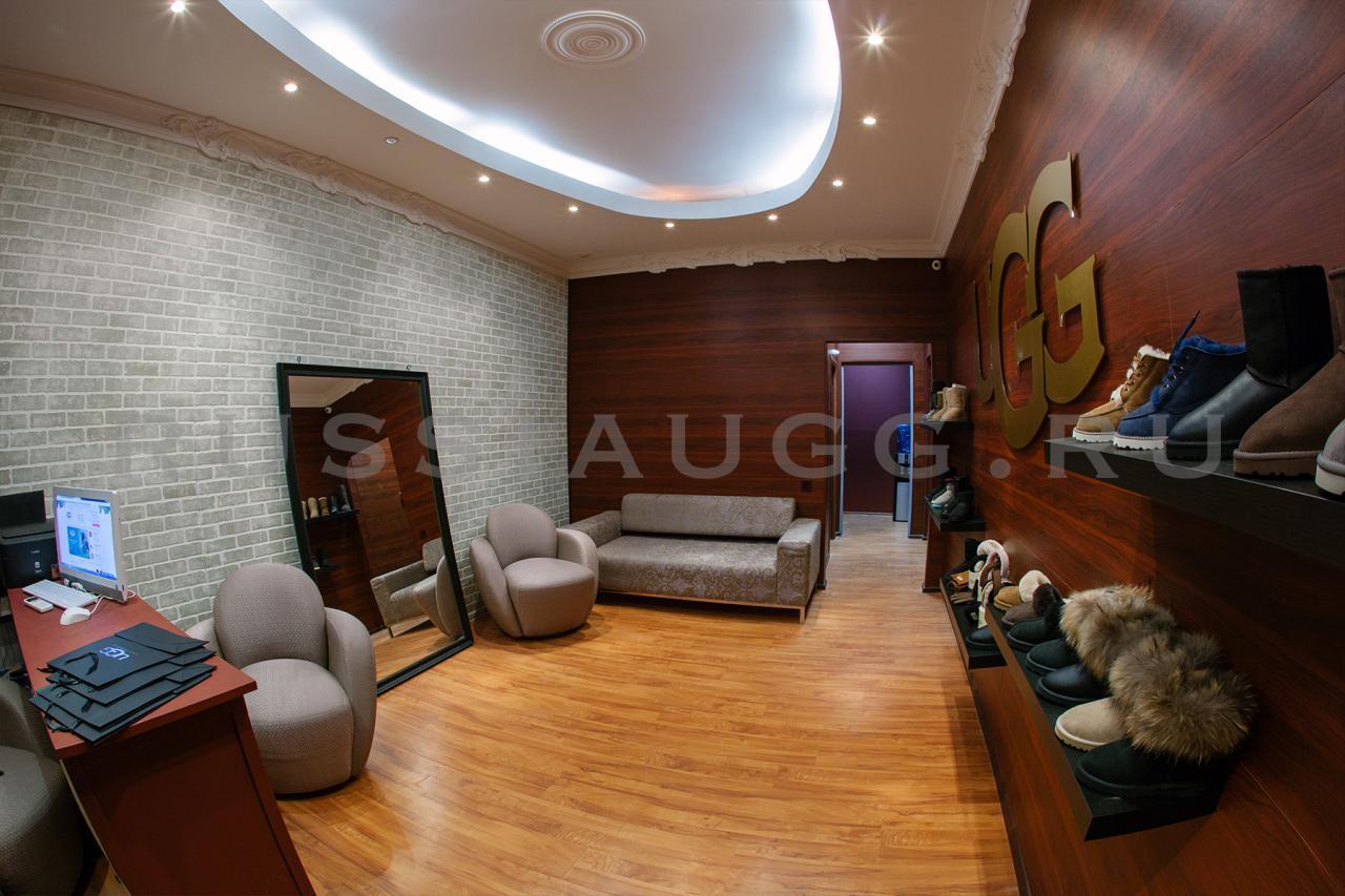 Магазин UGG Australia в Москве